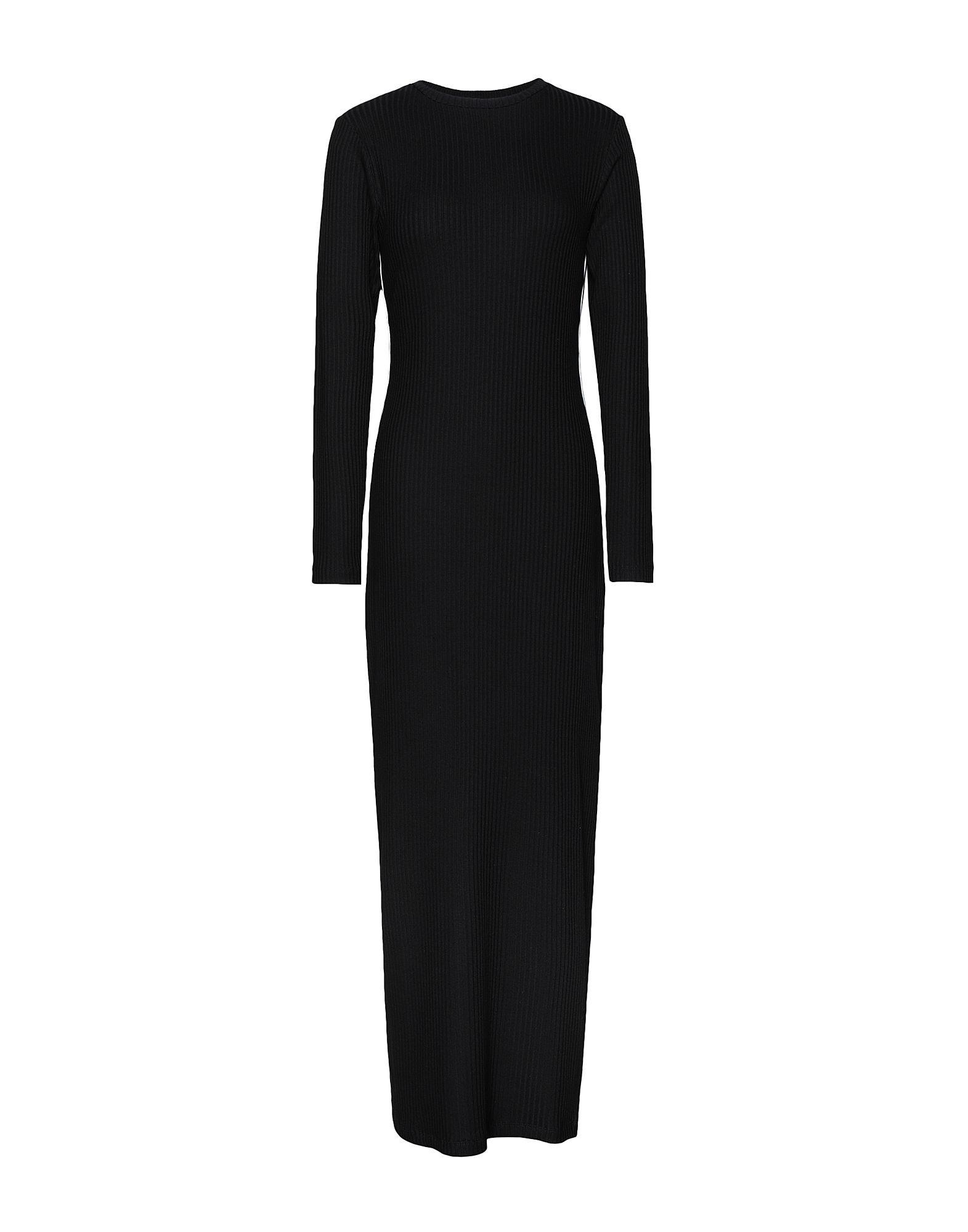 цена 8 by YOOX Длинное платье онлайн в 2017 году