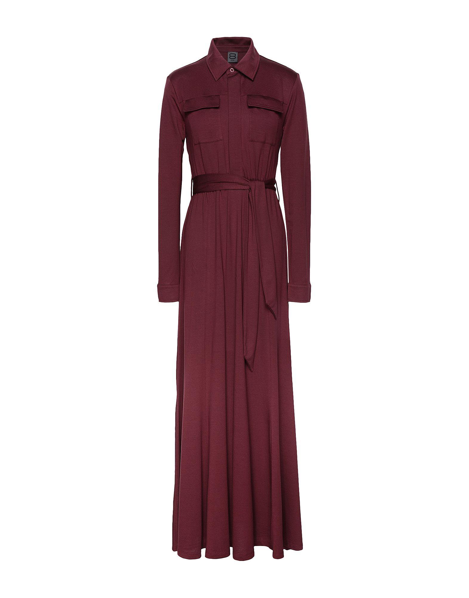 цена на 8 by YOOX Длинное платье