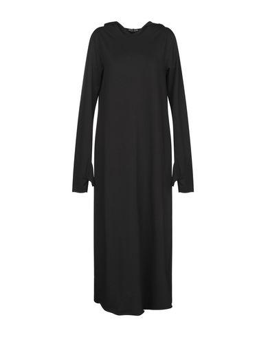 Купить Женское длинное платье DARK CODE черного цвета