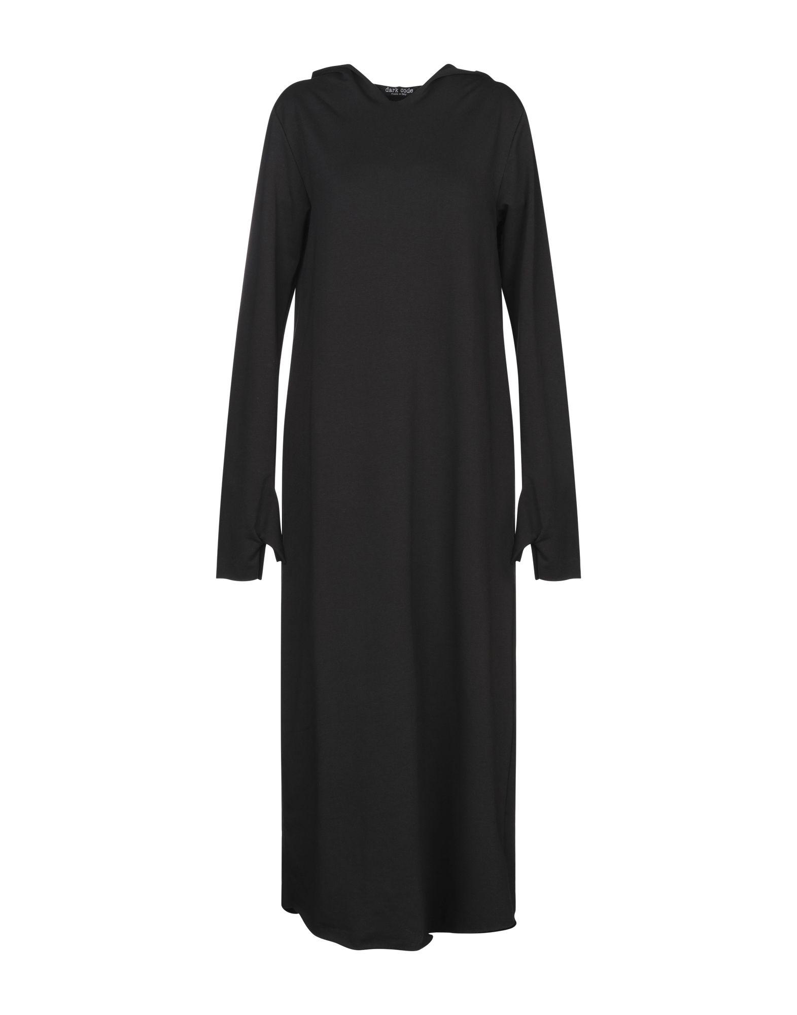 DARK CODE Длинное платье dark code бермуды