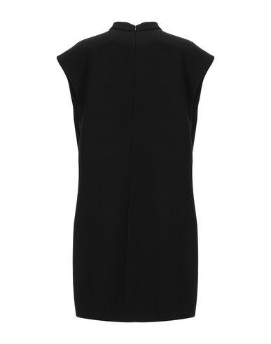 Фото 2 - Женское короткое платье NEW YORK INDUSTRIE черного цвета