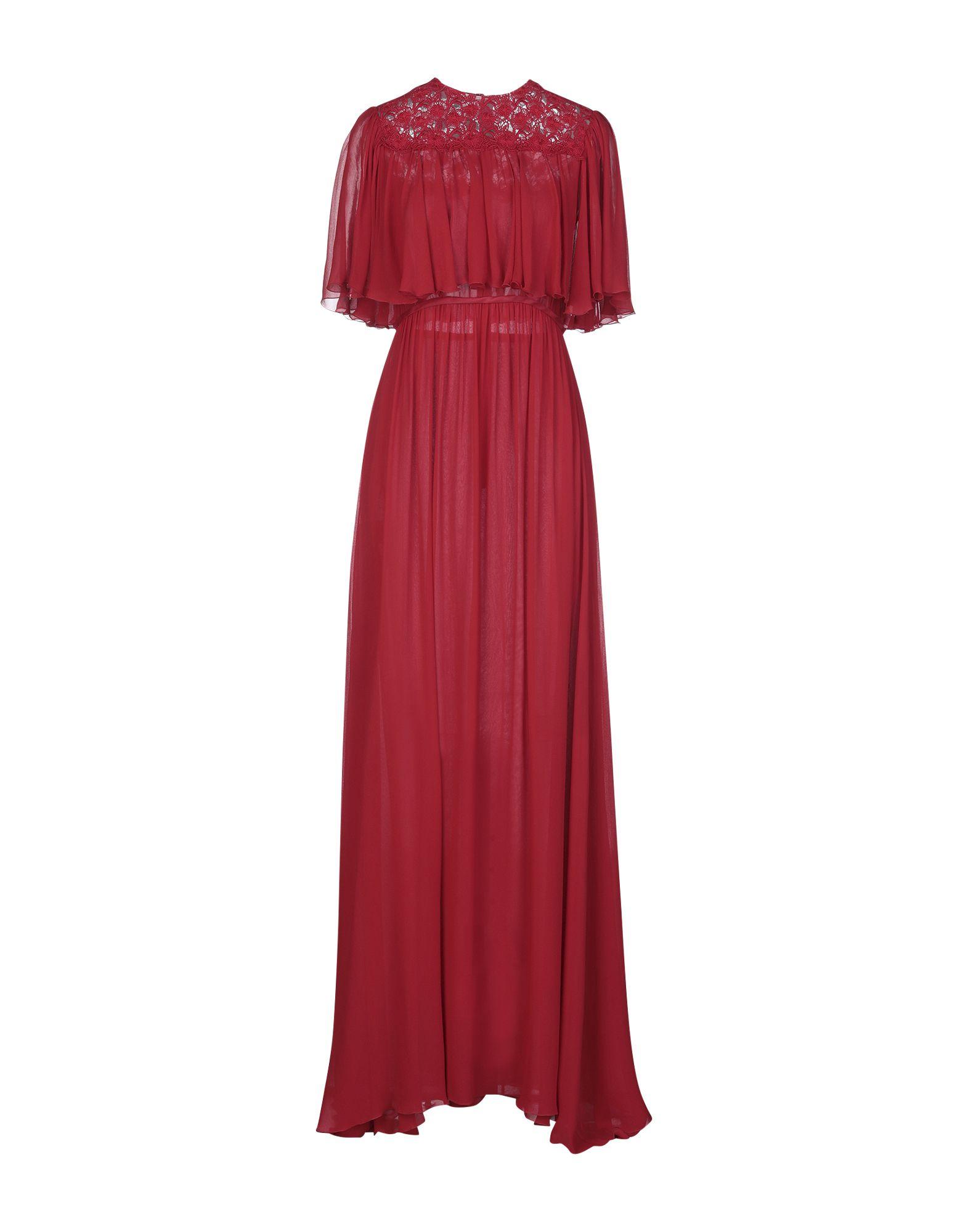 GIAMBATTISTA VALLI Длинное платье