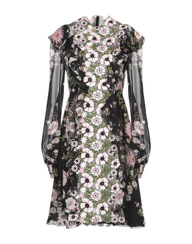 Купить Женское короткое платье GIAMBATTISTA VALLI черного цвета