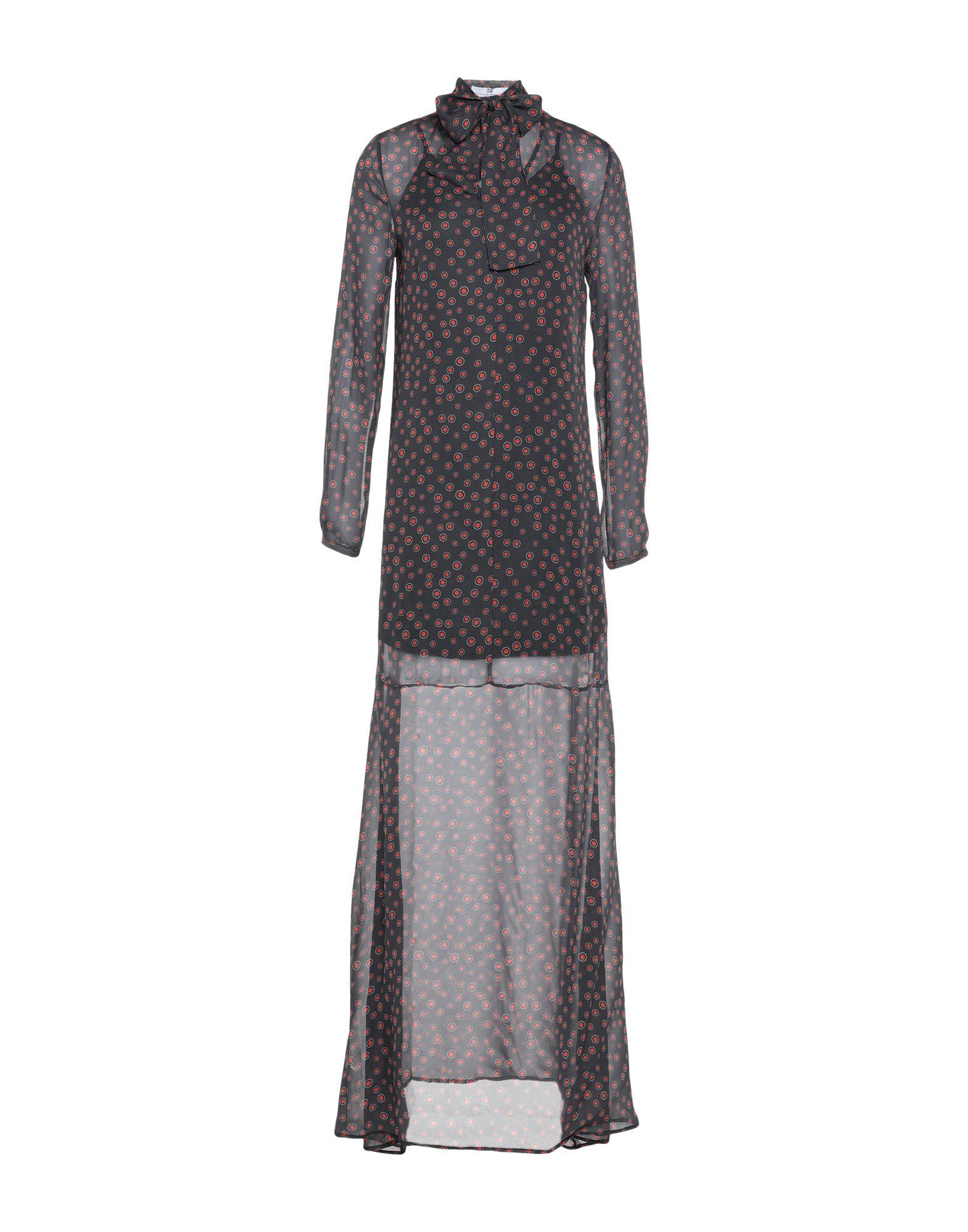 MR MASSIMO REBECCHI Длинное платье