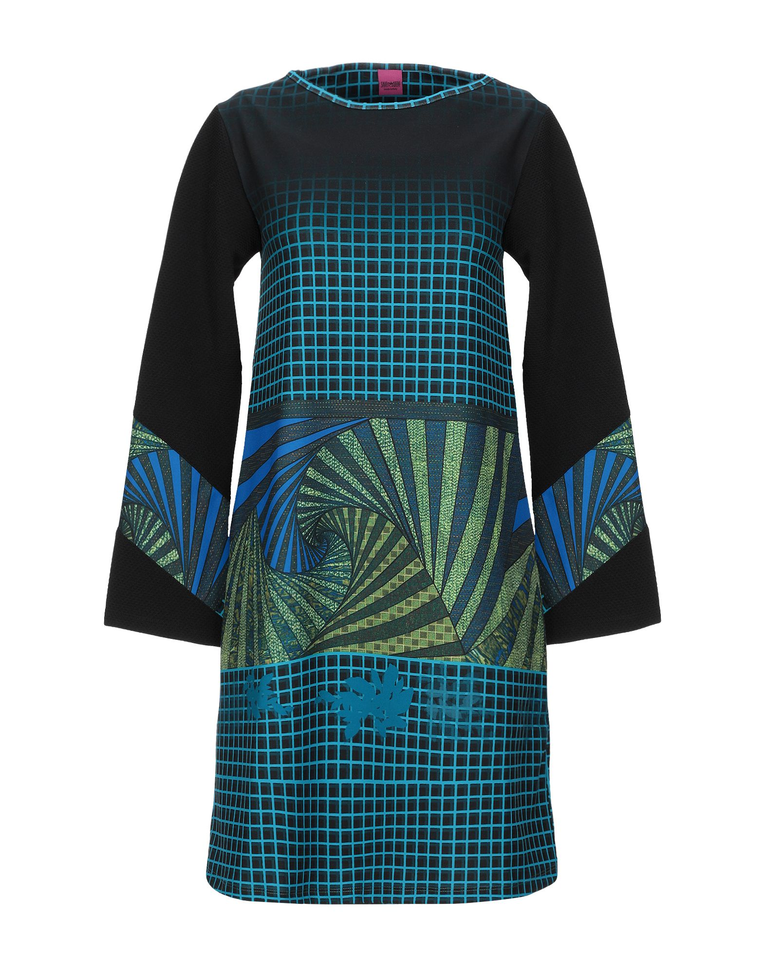 SAVE THE QUEEN Короткое платье