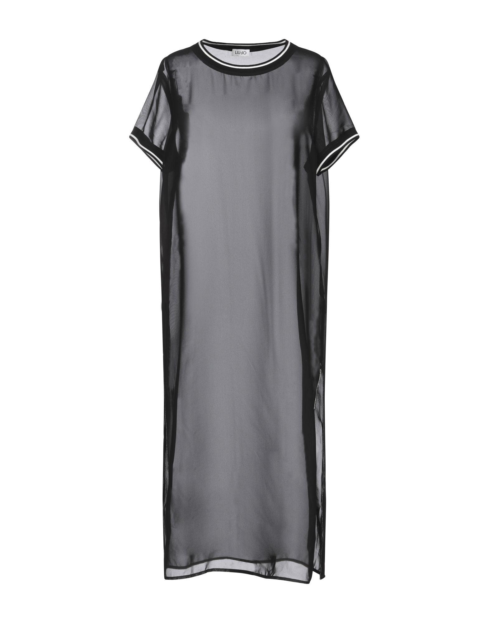 купить LIU •JO Платье до колена по цене 8750 рублей
