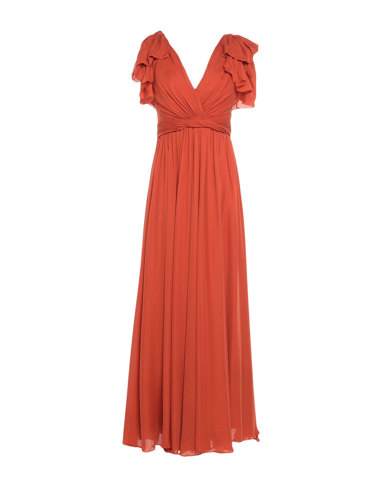 JENNY PACKHAM Длинное платье
