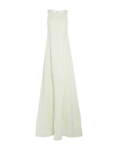 Купить Женское длинное платье  светло-зеленого цвета