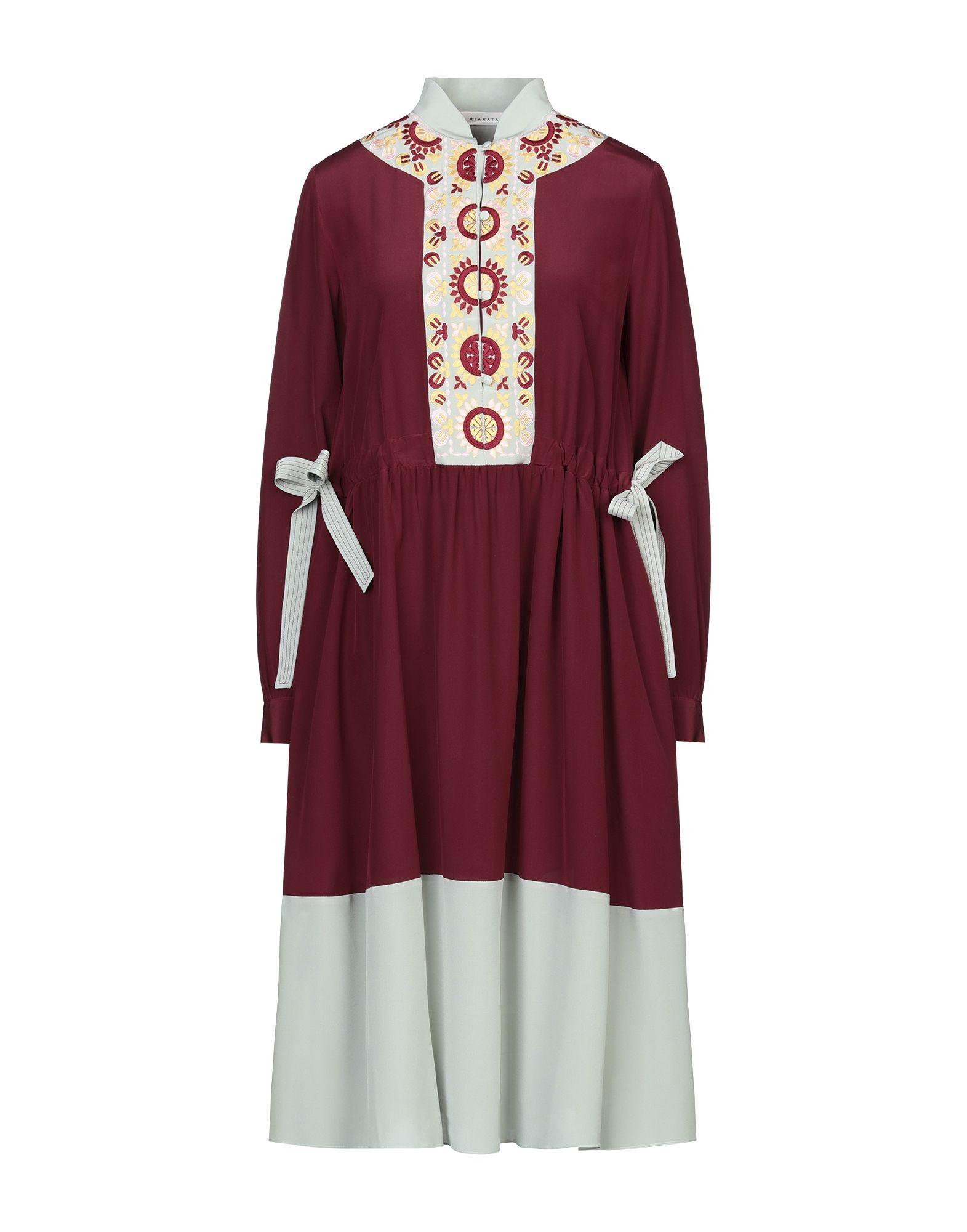 MIAHATAMI Платье до колена
