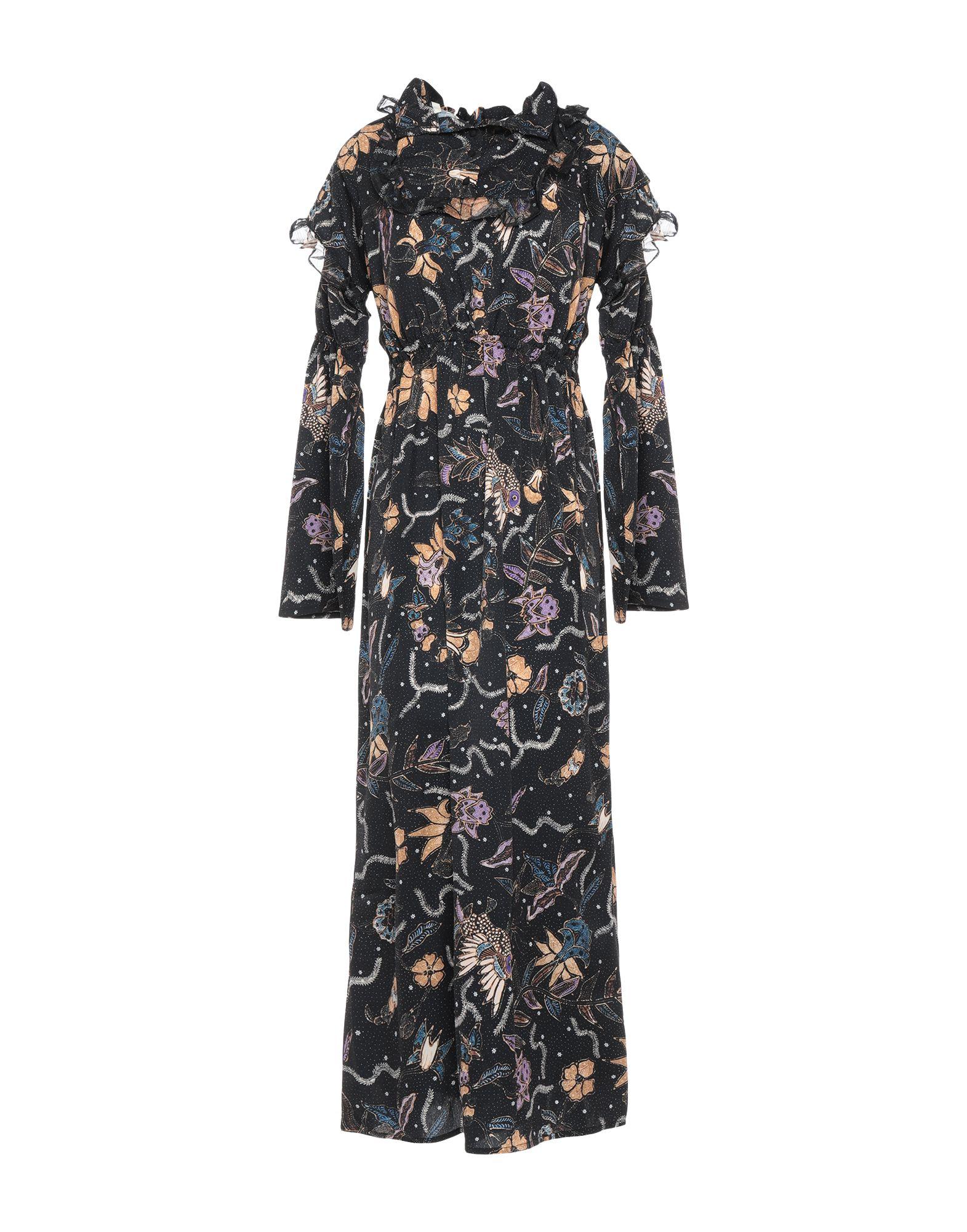 CUBIC Длинное платье