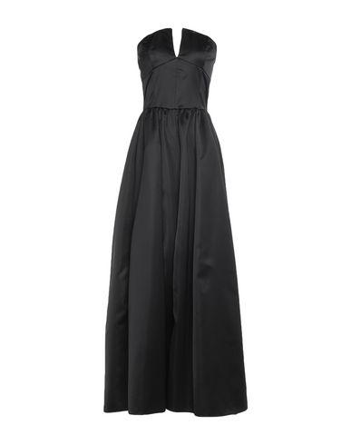 Фото - Женское длинное платье CARLA G. черного цвета