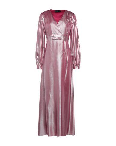 Фото - Женское длинное платье CARACTÈRE цвет пурпурный