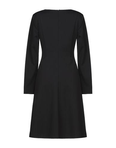 Фото 2 - Платье до колена от CARACTÈRE черного цвета