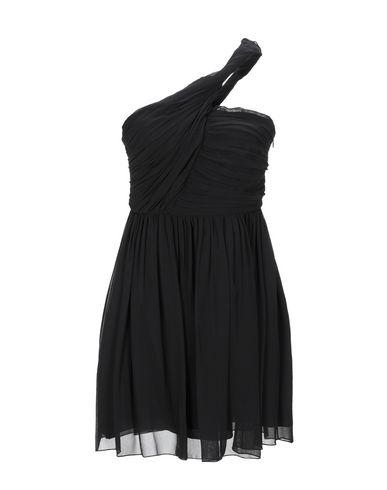 Фото - Женское короткое платье CARLA G. черного цвета