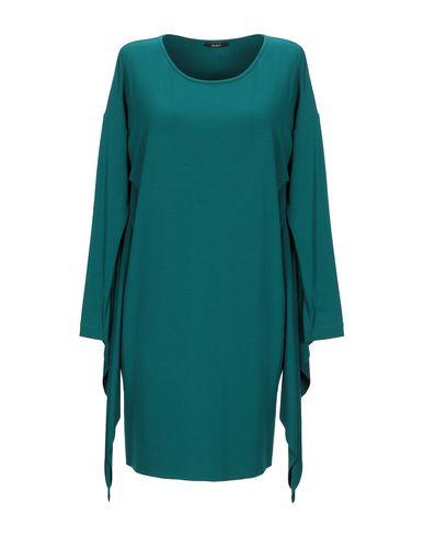 Купить Женское короткое платье CARLA G. зеленого цвета