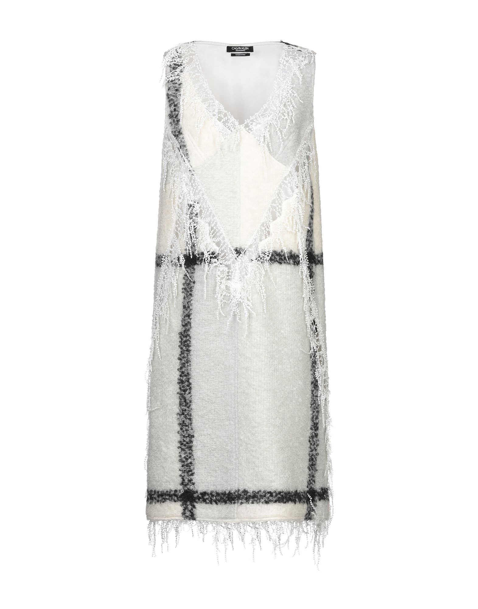 CALVIN KLEIN 205W39NYC Платье до колена
