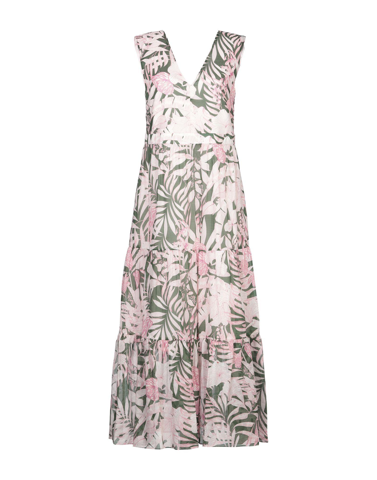 PAUL & JOE Длинное платье