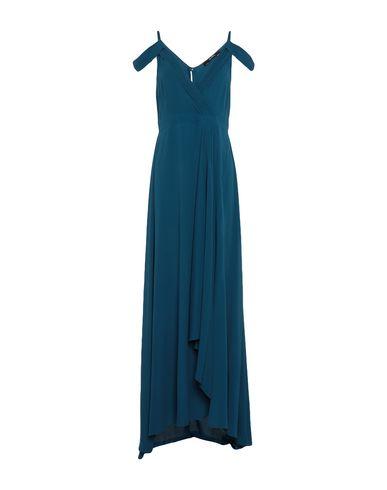 Купить Женское длинное платье CARLA G. цвет цвет морской волны