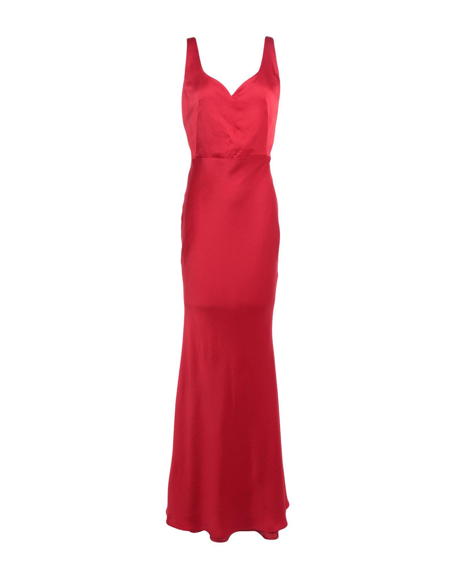 SIMONA CORSELLINI Длинное платье цена и фото