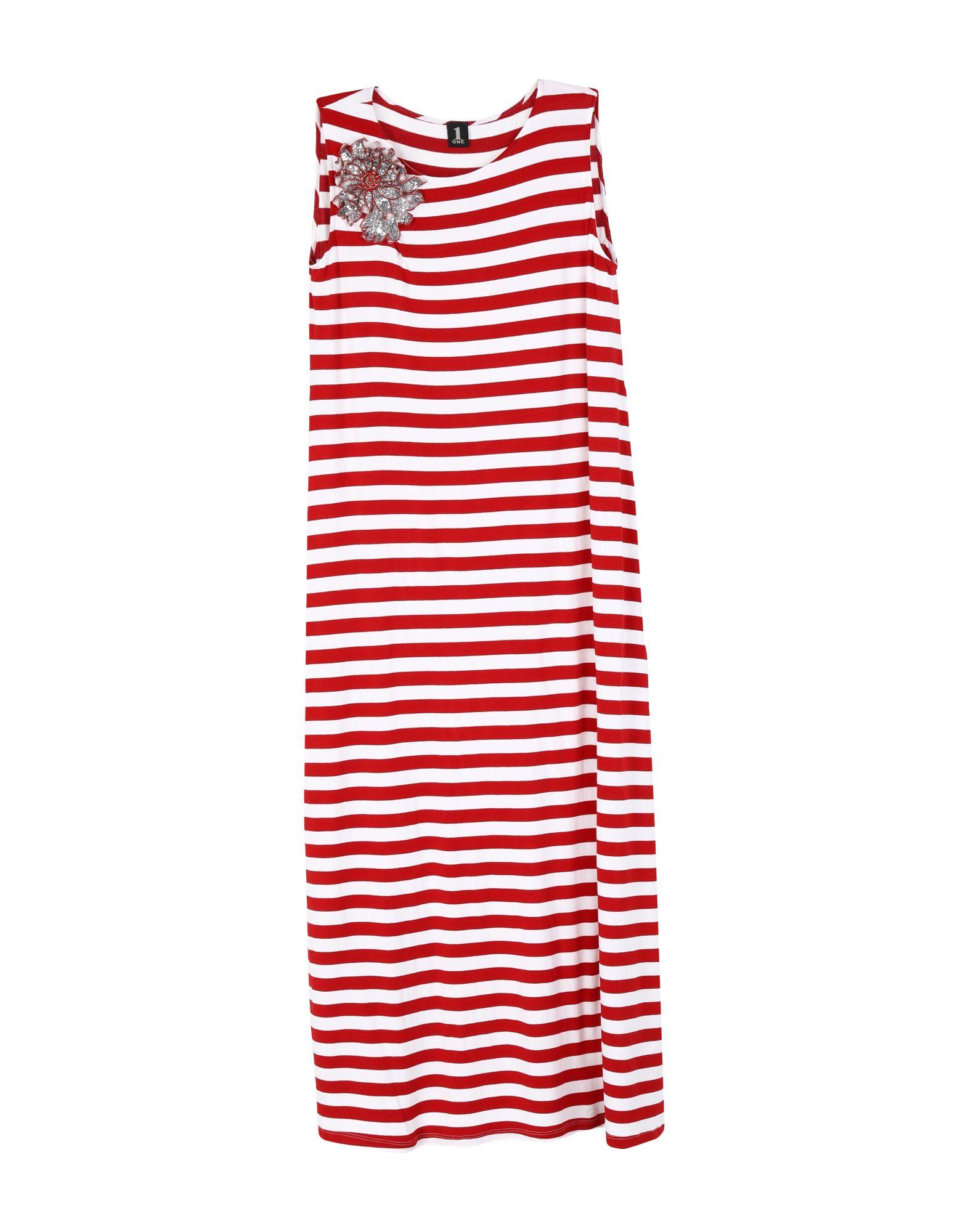 1-ONE Длинное платье