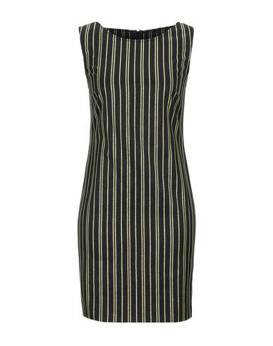 Купить Женское короткое платье CARLA G. золотистого цвета
