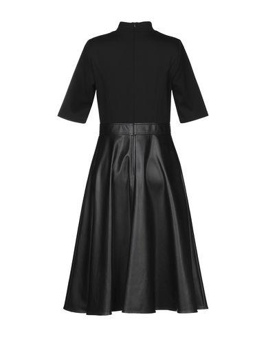 Фото 2 - Платье до колена от MARELLA SPORT черного цвета