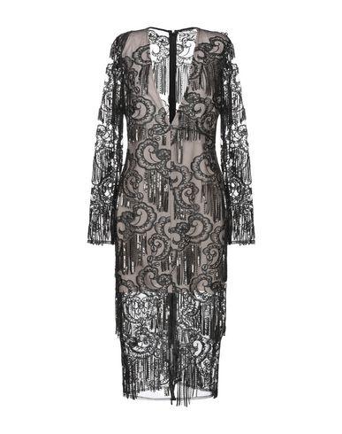 Фото - Платье длиной 3/4 от TD TRUE DECADENCE черного цвета