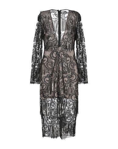 Фото 2 - Платье длиной 3/4 от TD TRUE DECADENCE черного цвета