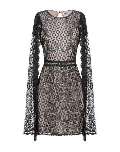 Фото - Женское короткое платье TD TRUE DECADENCE черного цвета
