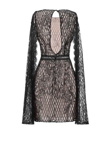 Фото 2 - Женское короткое платье TD TRUE DECADENCE черного цвета