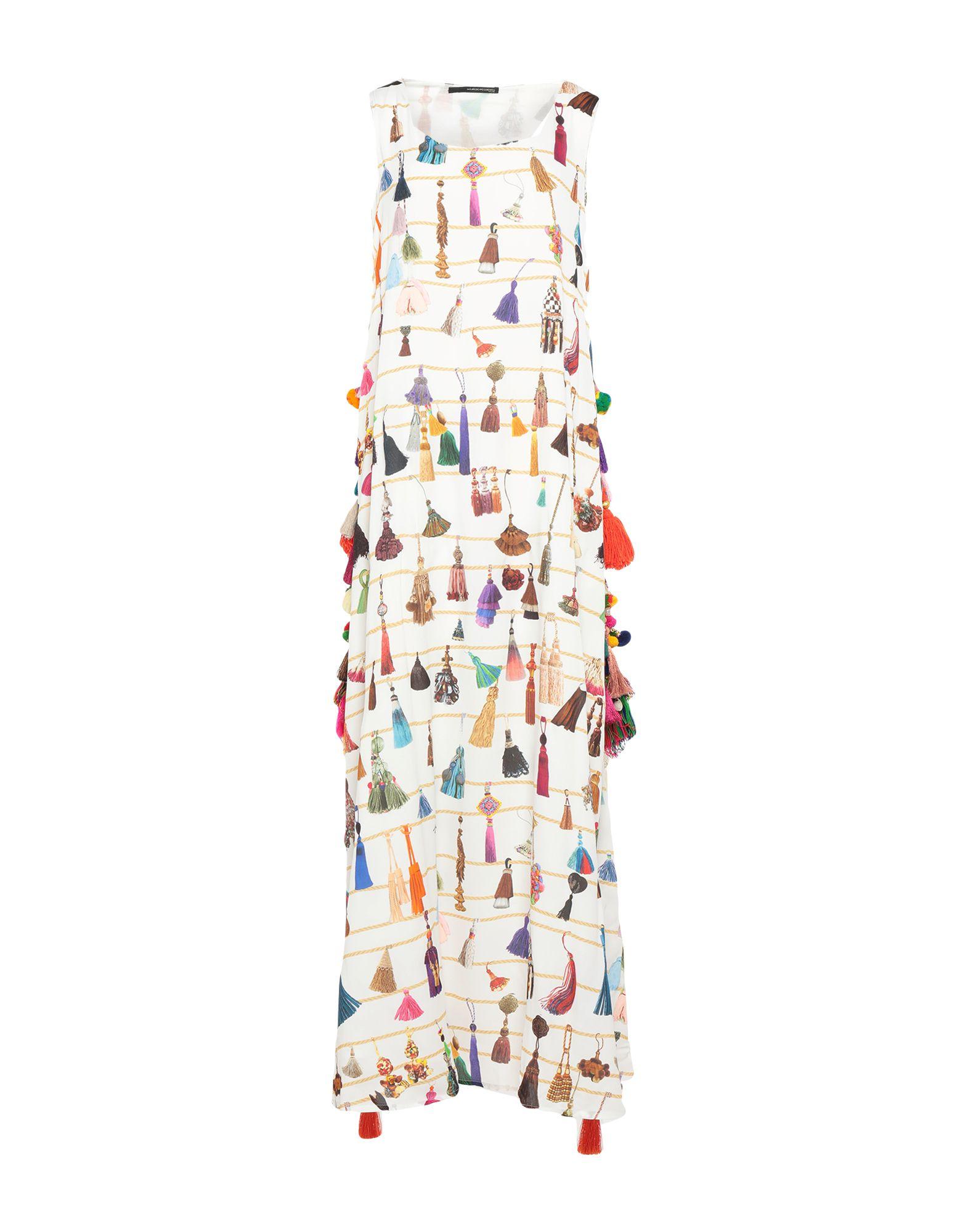 MAURIZIO PECORARO Длинное платье