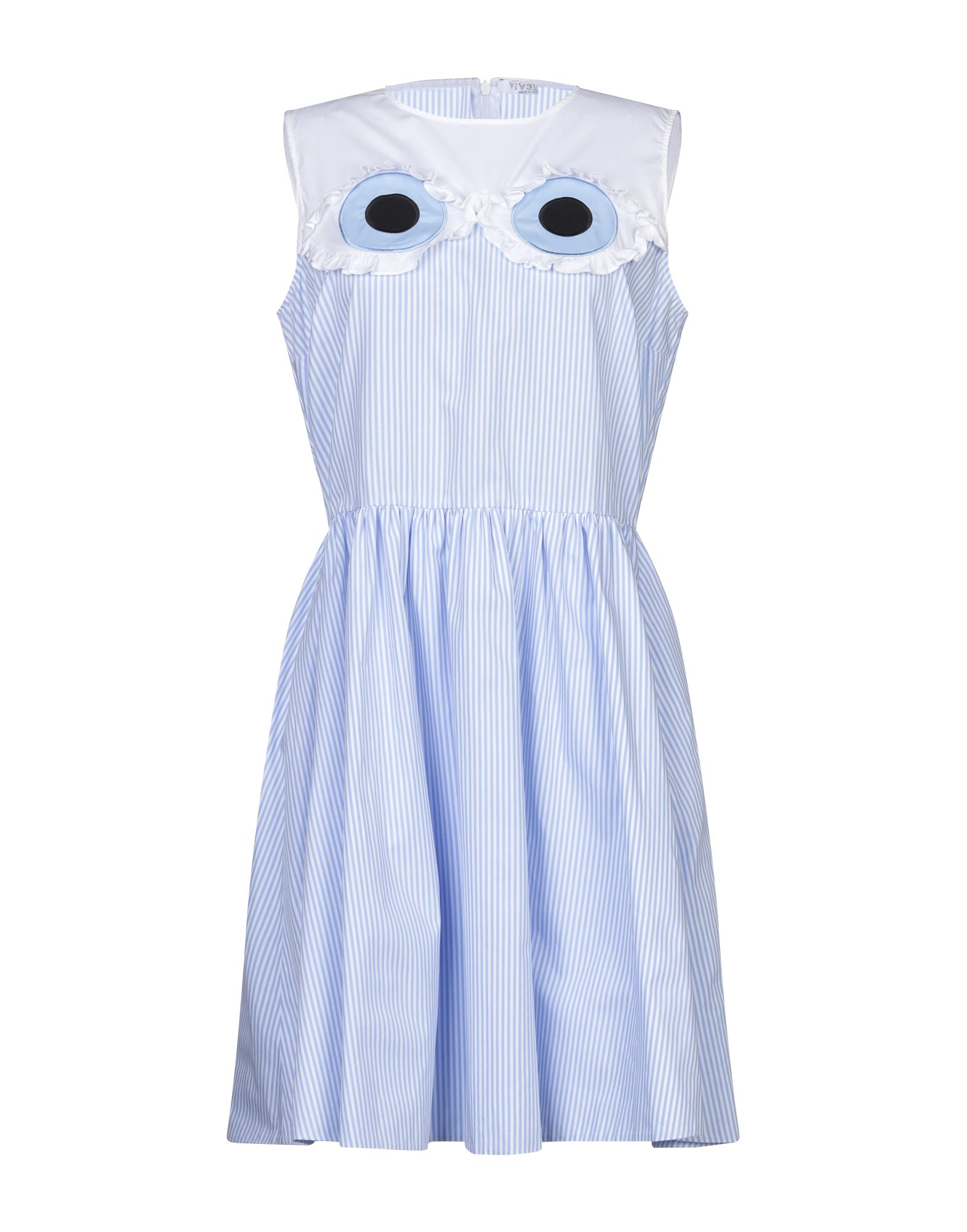 VIVETTA Короткое платье vivetta блузка