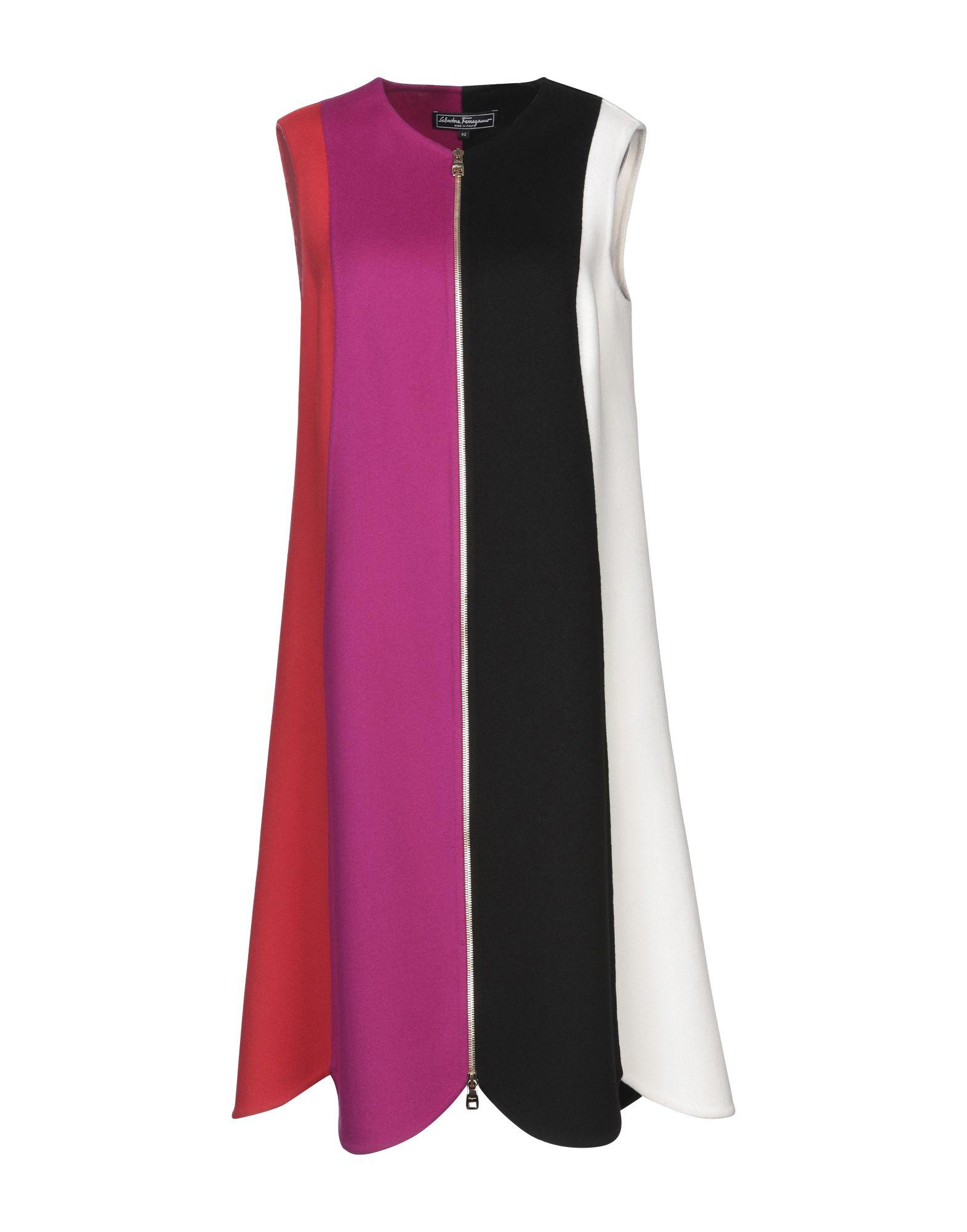 купить SALVATORE FERRAGAMO Платье до колена по цене 58000 рублей