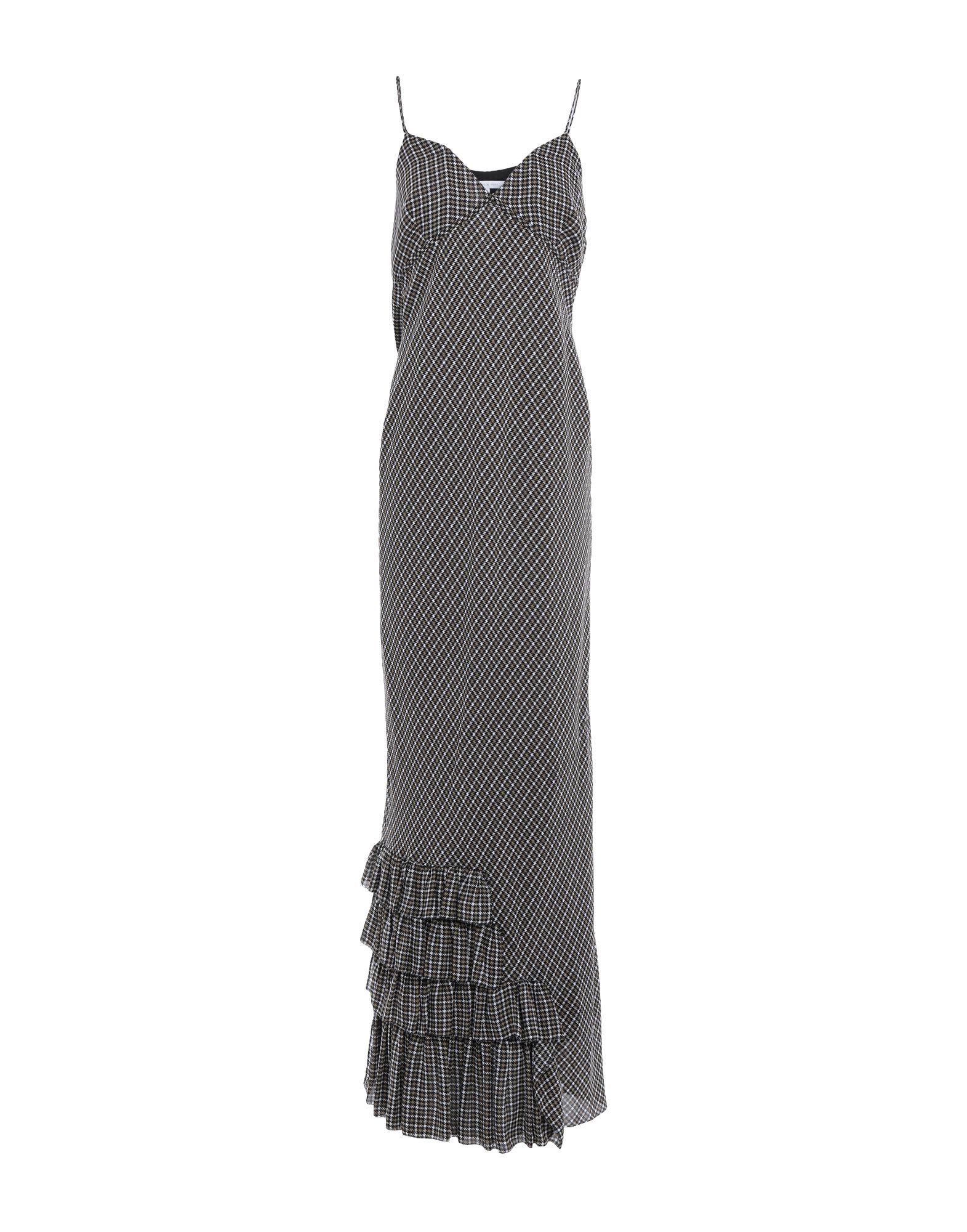 PATRIZIA PEPE Длинное платье
