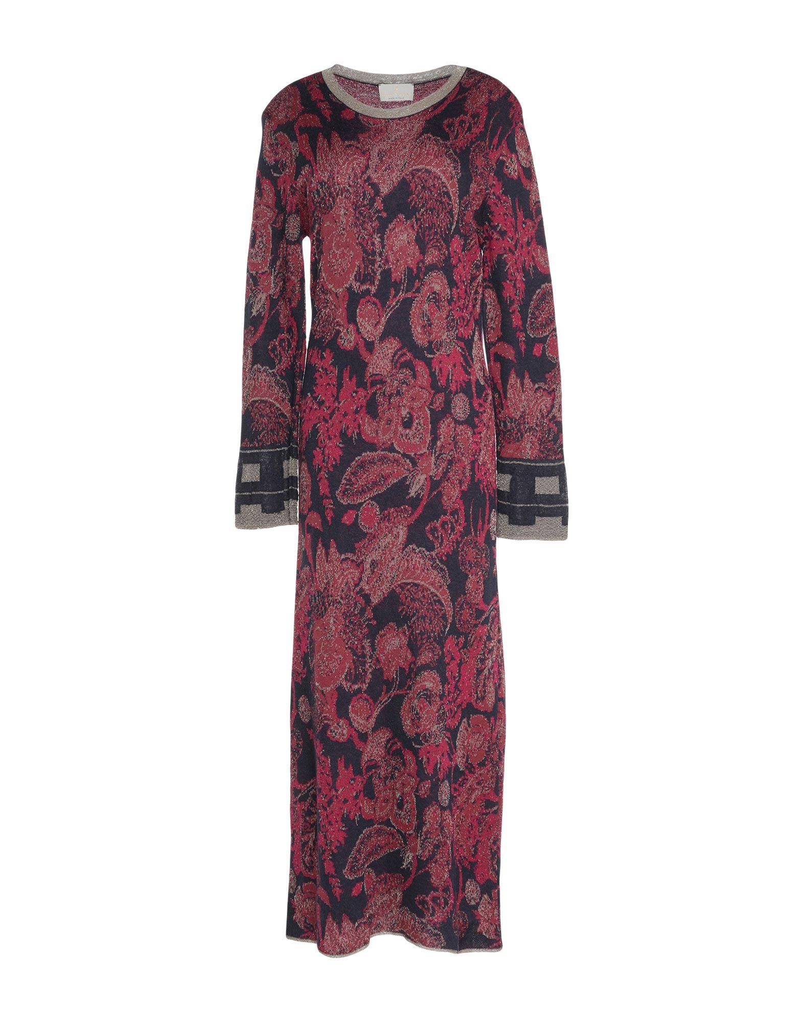 ROBERTA SCARPA Длинное платье недорого