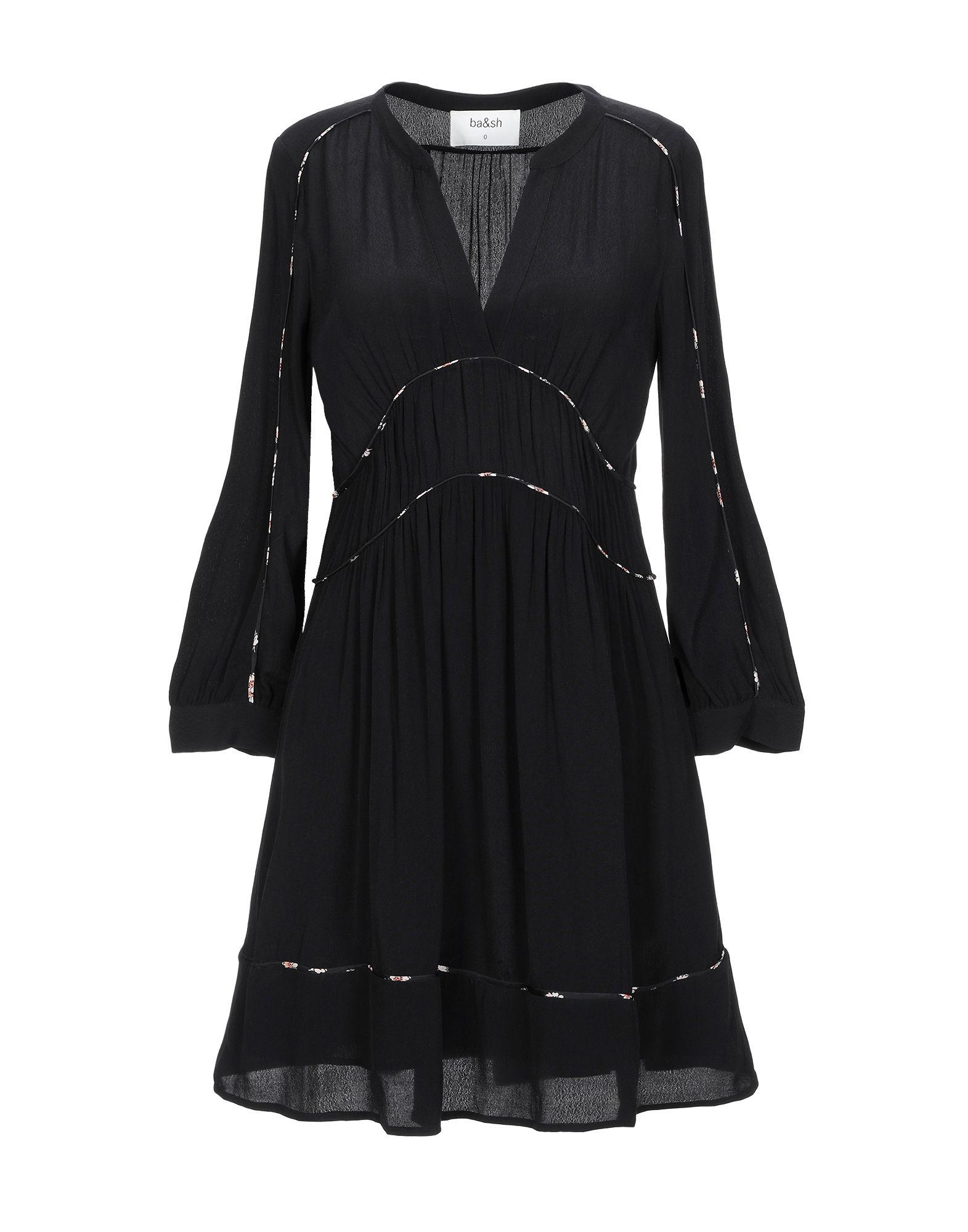 купить BA&SH Короткое платье онлайн