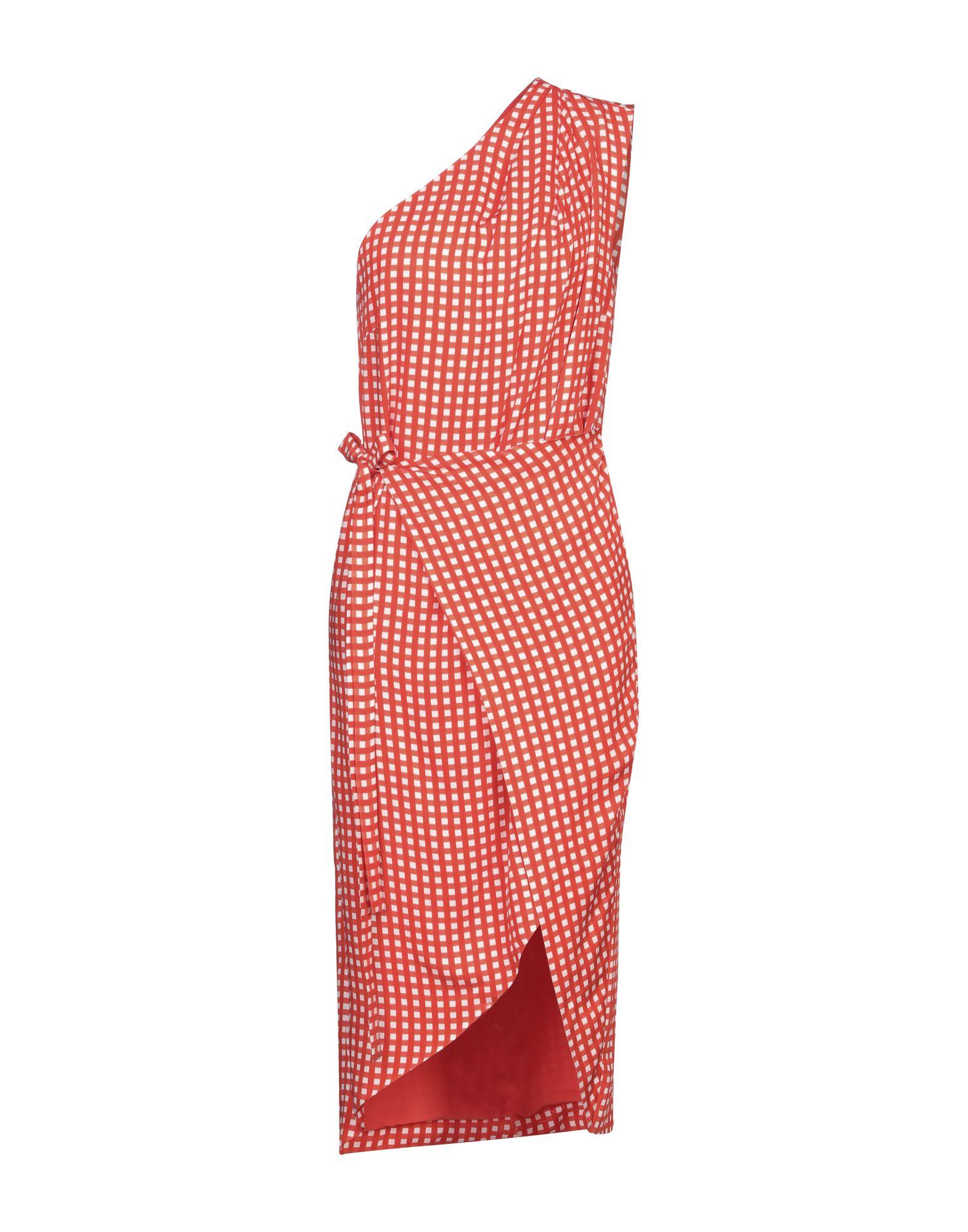 PREEN by THORNTON BREGAZZI Платье длиной 3/4