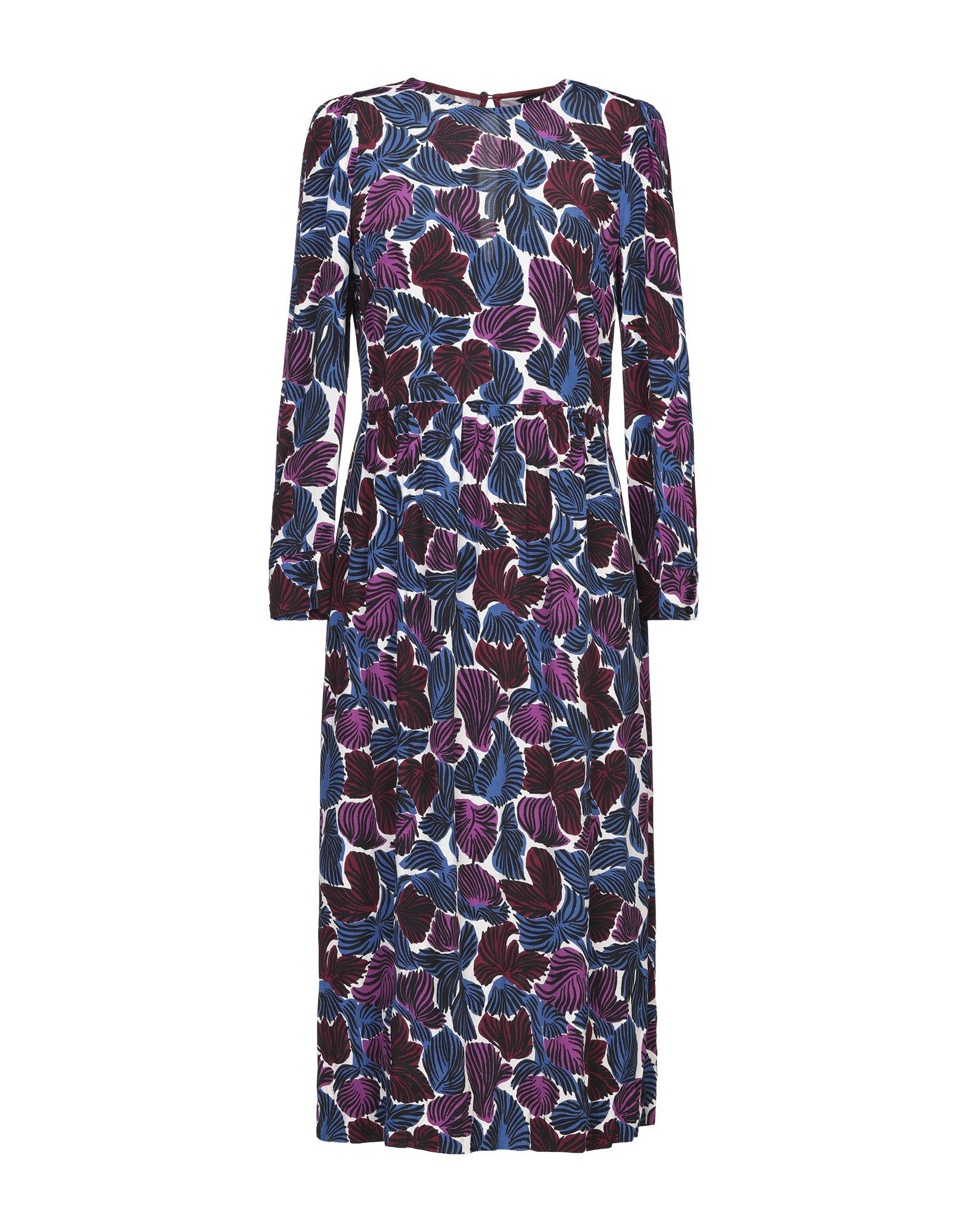 TARA JARMON Платье длиной 3/4 tara jarmon юбка длиной 3 4