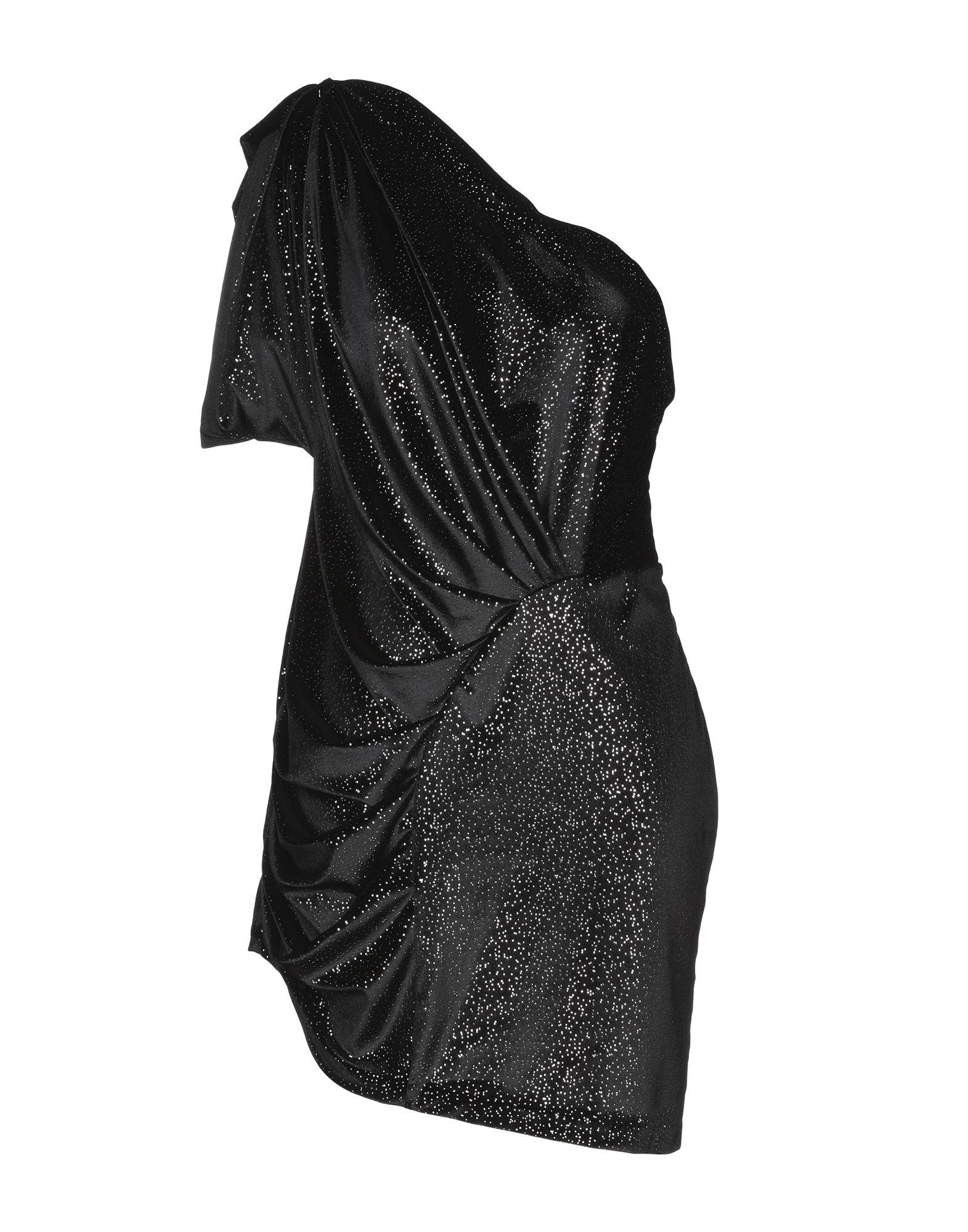 ATTICO Короткое платье attico короткое платье