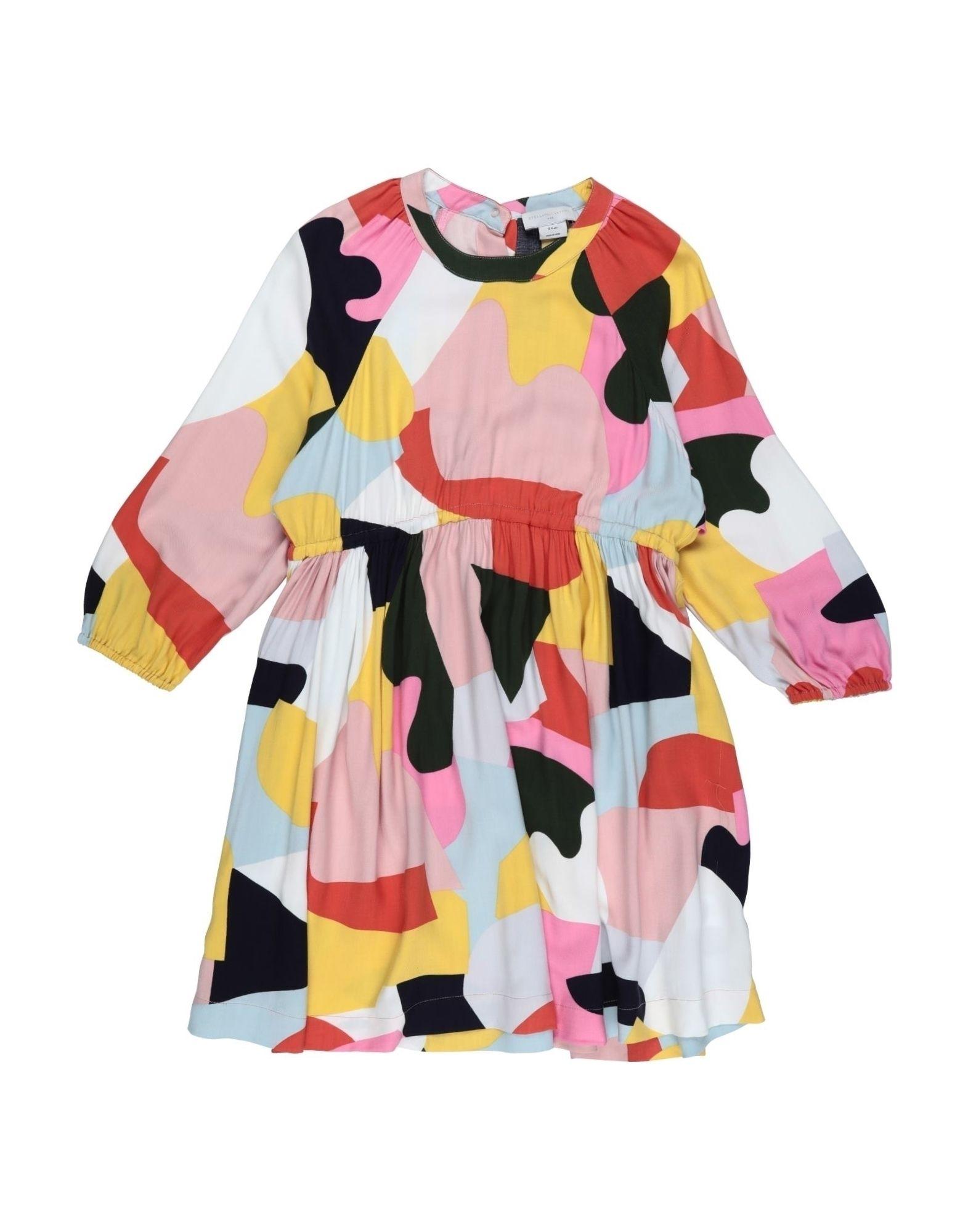 《セール開催中》STELLA McCARTNEY KIDS ガールズ 9-16 歳 ワンピース&ドレス ピンク 10+ レーヨン 100%