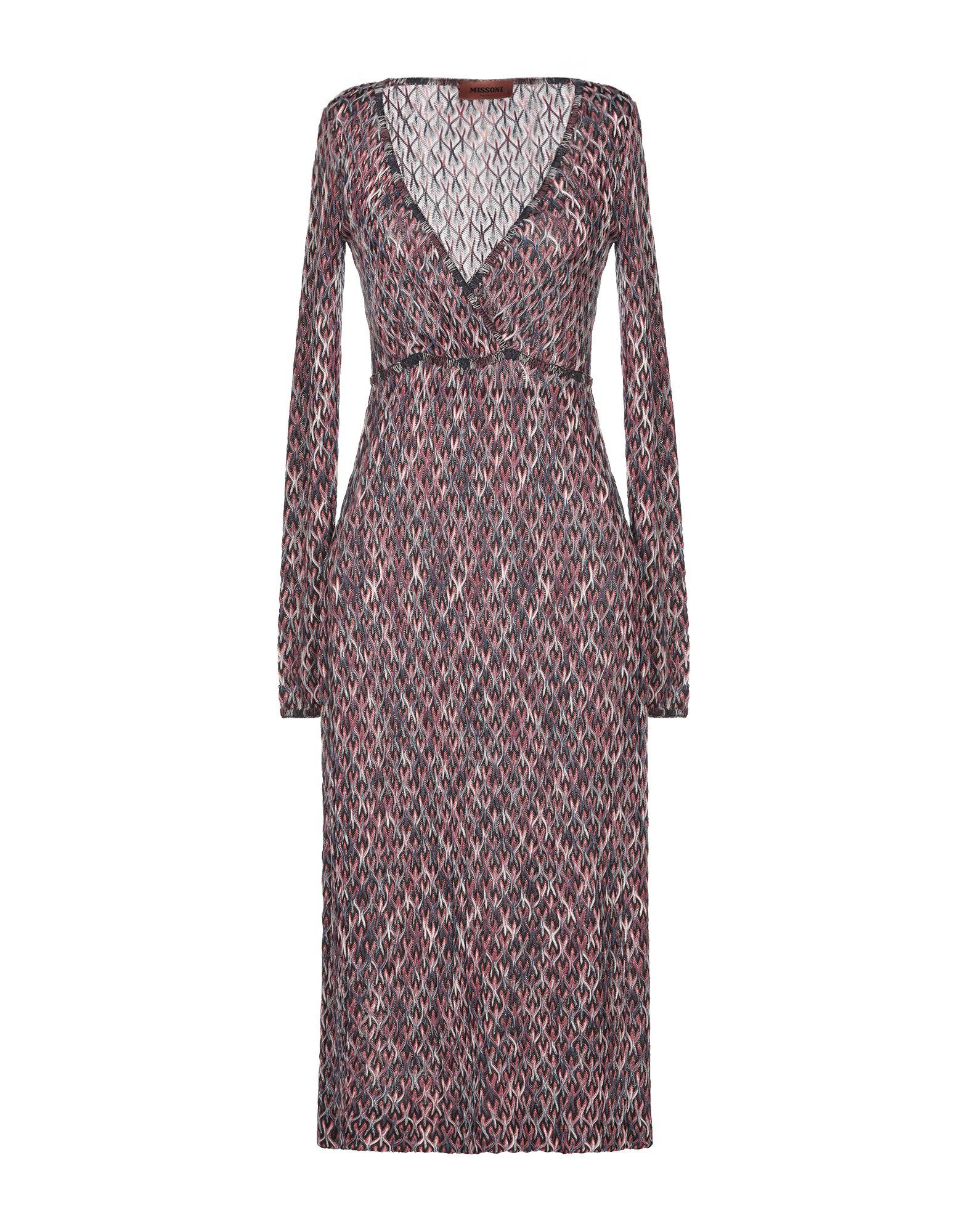 MISSONI Платье длиной 3/4 недорого
