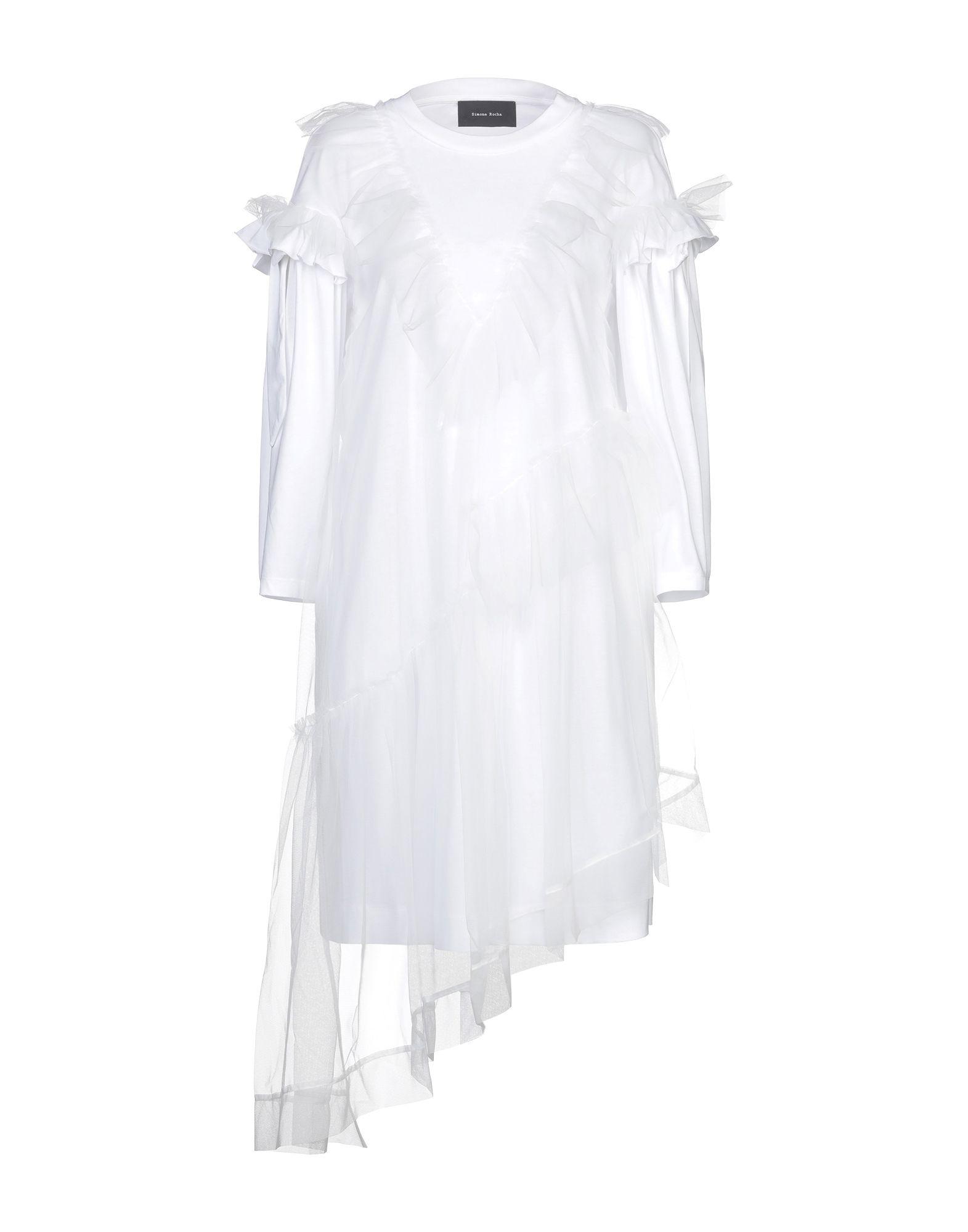SIMONE ROCHA Короткое платье цена 2017