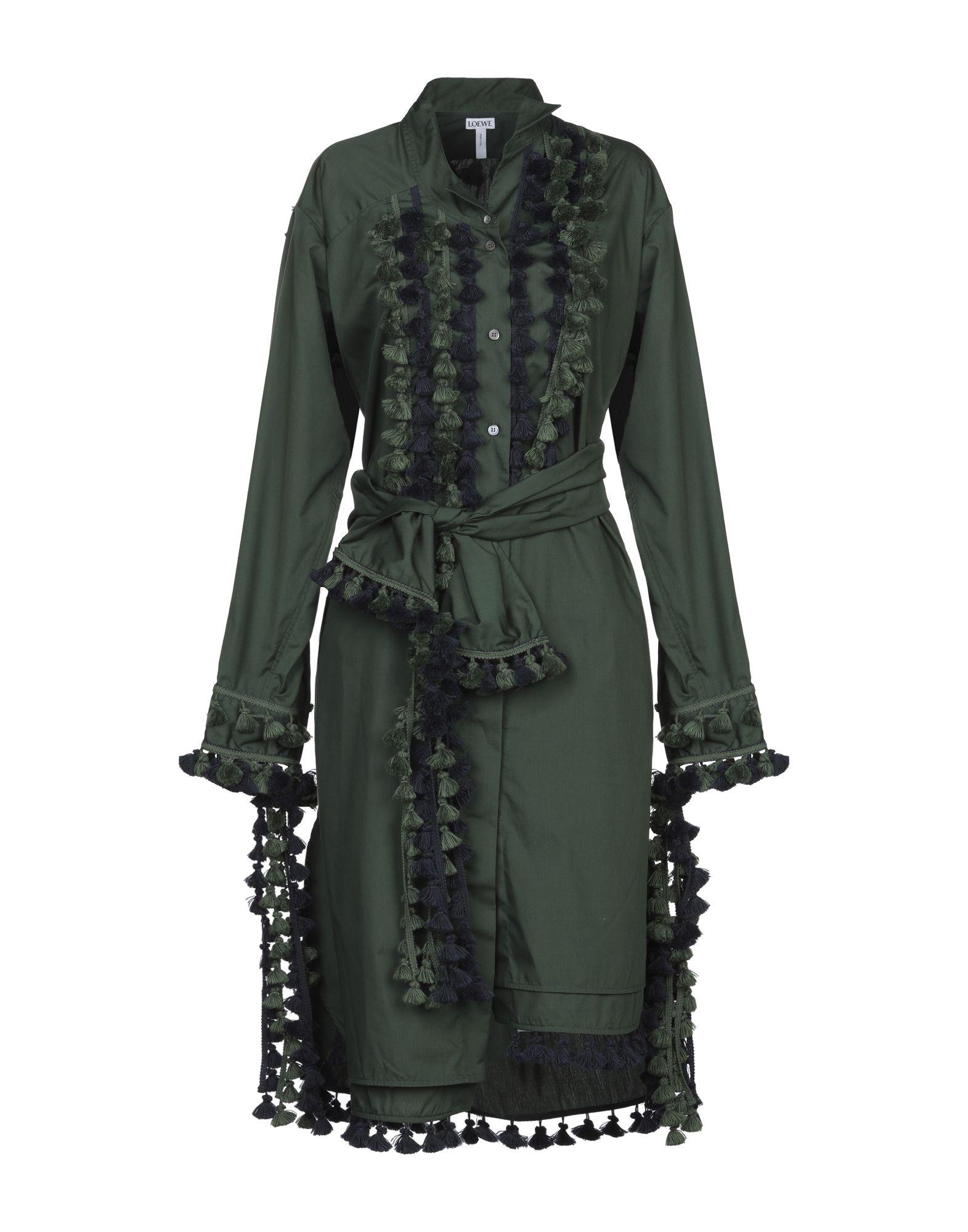 LOEWE Платье до колена