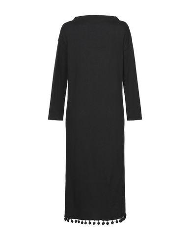 Фото 2 - Платье длиной 3/4 от WEEKEND MAX MARA черного цвета