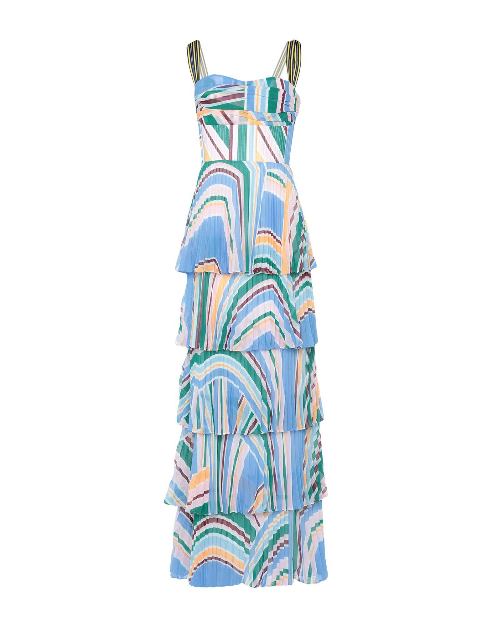 купить RACHEL GILBERT Длинное платье по цене 37700 рублей