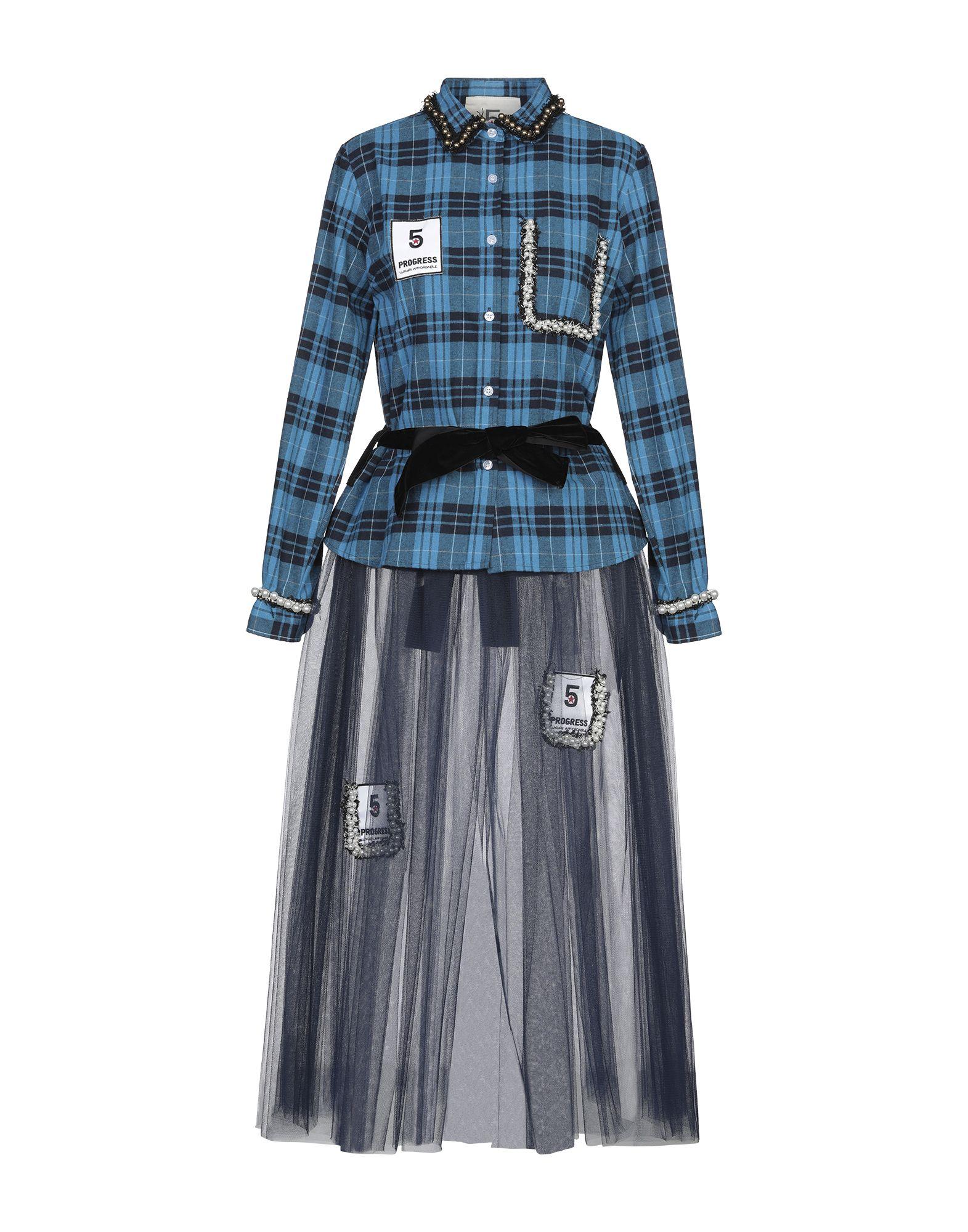 купить 5 PROGRESS Длинное платье по цене 18500 рублей