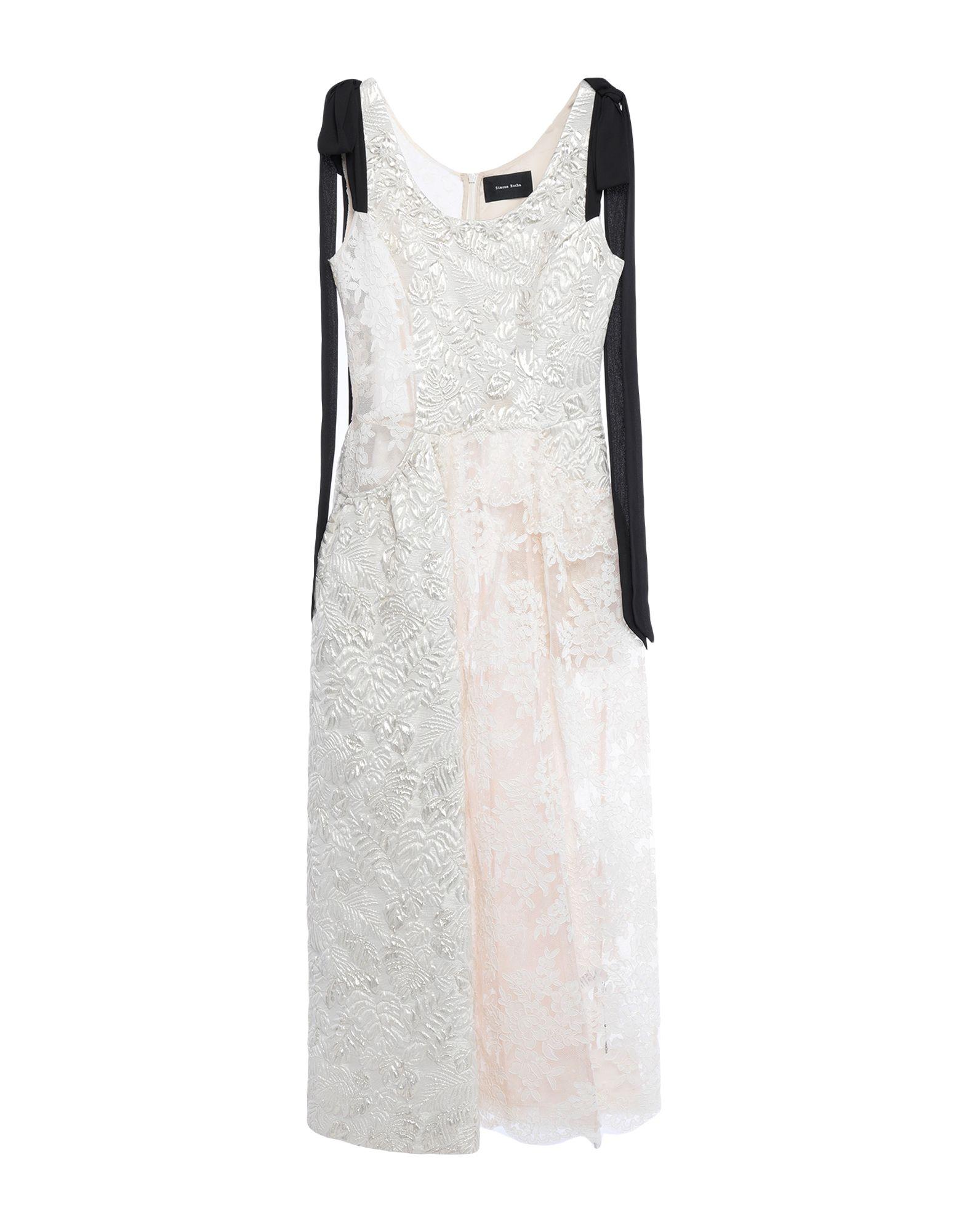 simone rocha x j brand короткое платье SIMONE ROCHA Длинное платье