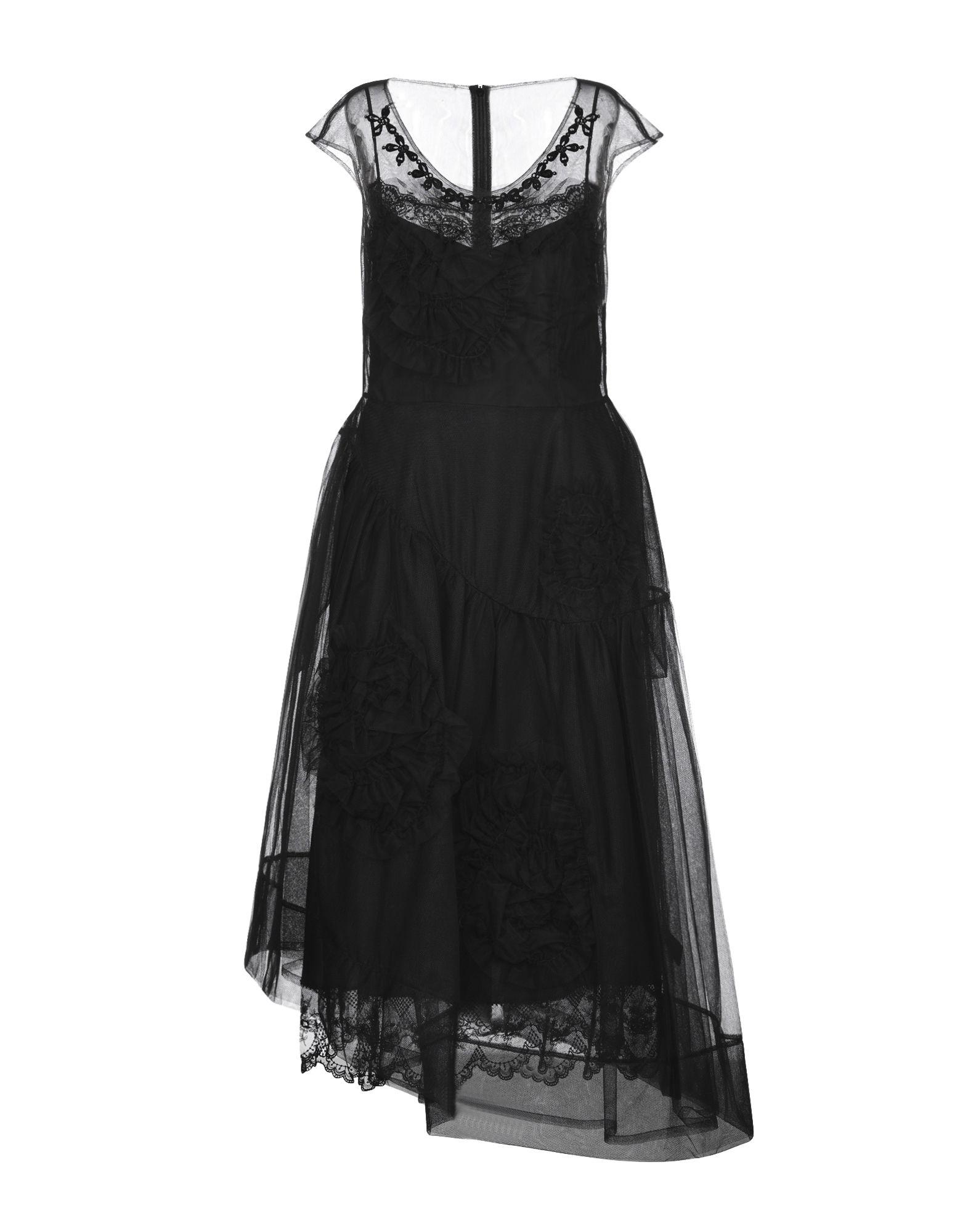 simone rocha x j brand короткое платье SIMONE ROCHA Платье длиной 3/4