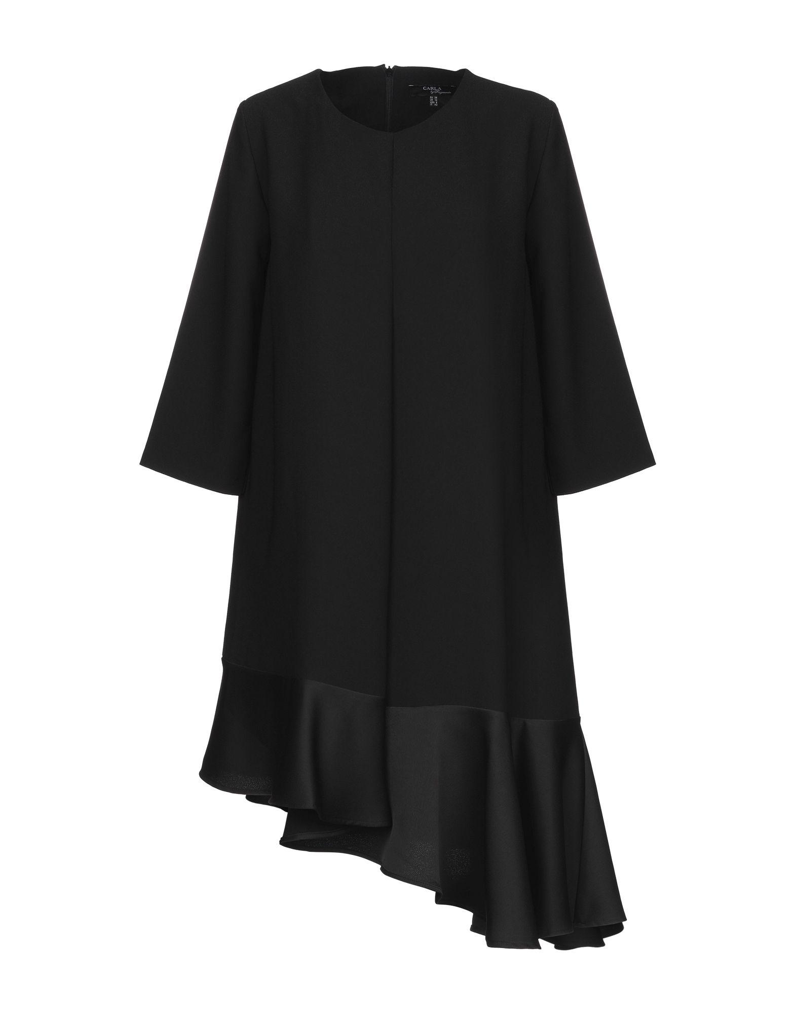цена CARLA by ROZARANCIO Короткое платье онлайн в 2017 году