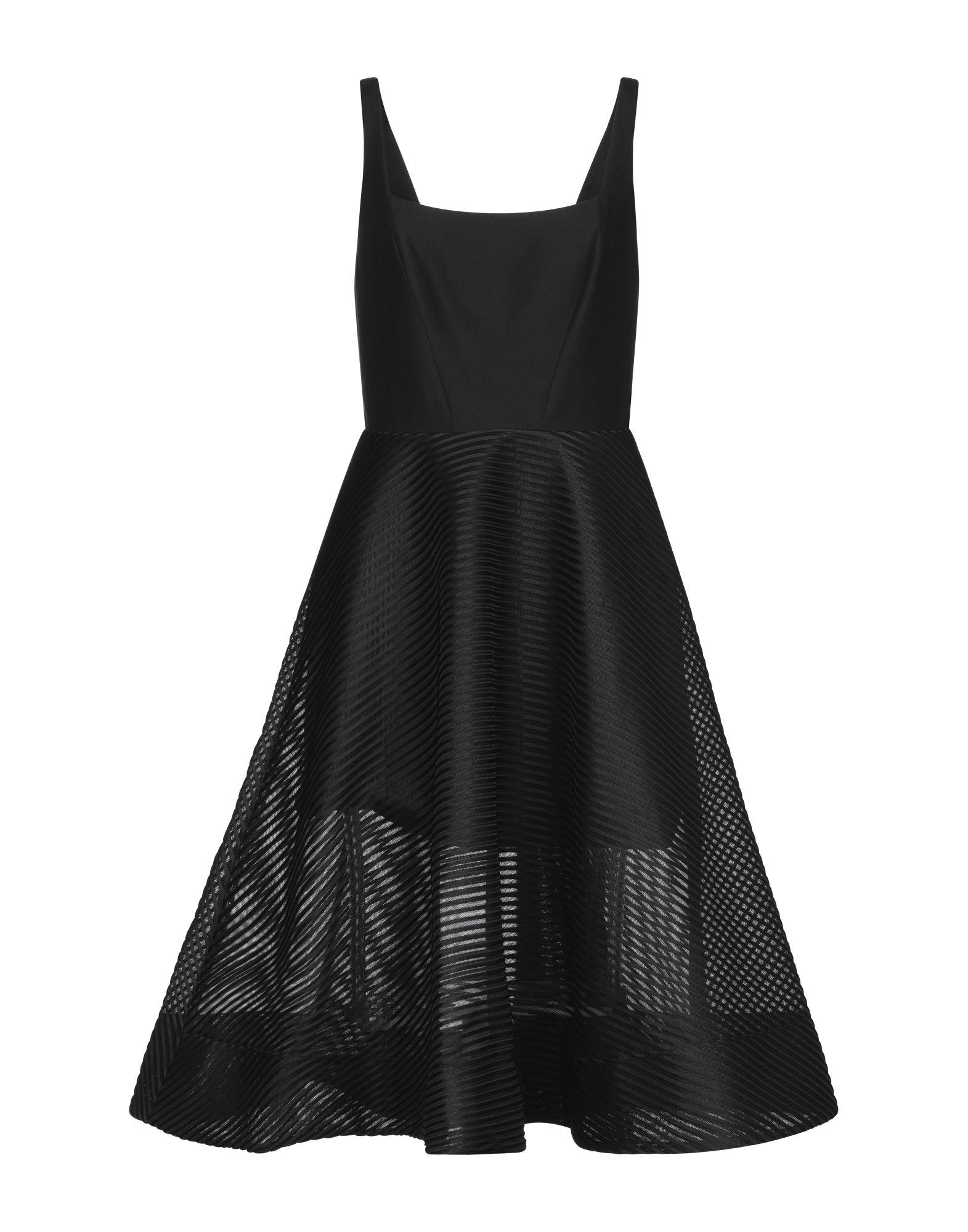 HALSTON Платье до колена